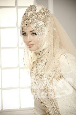 Gaun Pengantin Muslimah Terbaru Update
