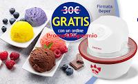 Logo Casa Henkel ti regala la esclusiva Gelatiera Beper del valore di 30€