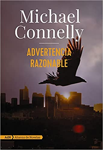 Advertencia razonable, Michael Connelly