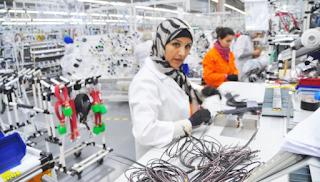توظيف عمال كابلاج ، صناعات السيارات