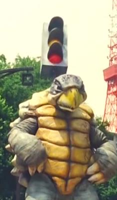Dora Tortoise Shellshock Zyuranger