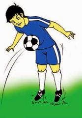 Gambar Mengontrol Bola : gambar, mengontrol, Teknik, Mengontrol, Menghentikan, Dalam, Sepak, Penjasorkes