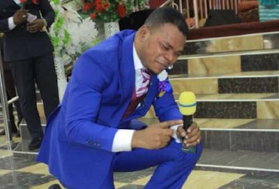 Image result for Ghanaian pastor, Bishop Daniel Obinim
