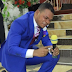Pastor attempts to fly to heaven from his church in the presence of his congregation, see what happened ( watch video)