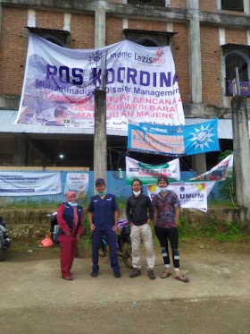 Uhamka Terjunkan Tim Medis ke Sulawesi Barat