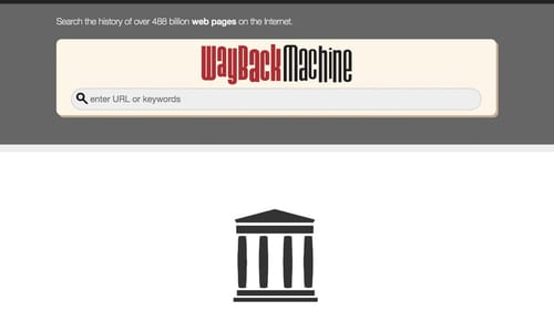 Internet Archive explains why web pages were removed