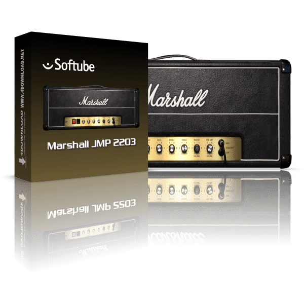 Softube Marshall JMP 2203 v2.5.9 Full version