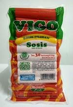 Sosis Sapi dan Ayam isi 30 dari Vigo