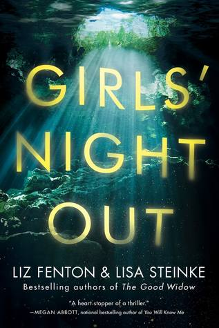 Quick Pick Book Review Girls Night Out By Liz Fenton Lisa - Can-pick-the-book-quick