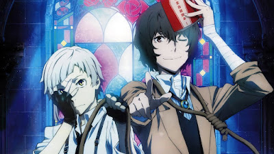 Bungou Stray Dogs 3 Subtitle Indonesia [Batch]