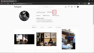 Cara Mengetahui Instagram Kita Dibuka Orang Lain Laptop2