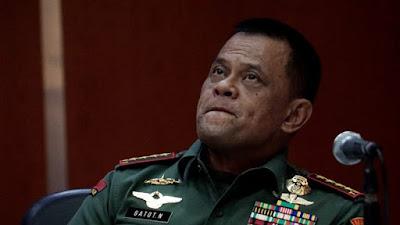 Panglima TNI Ditolak Masuk AS