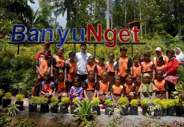 Wabup Arifin, Peluncuran Ecowisata BanyuNget Diharapkan Dapat Melengkapi Keindahan Wana Wisata Yang Ada
