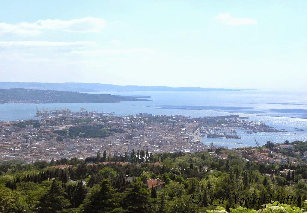 Italia, Slovenia e Croazia in uno scatto panoramico