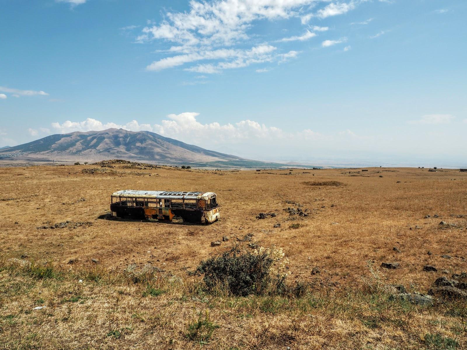 Armenien I Herzlicher Empfang Unheimliche Begegnung