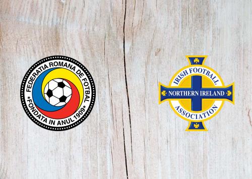 Romania vs Northern Ireland -Highlights 04 September 2020