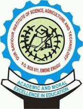 OSISATECH Enugu Resumption Date 2019/2020