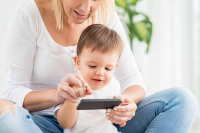 Horarios uso smartphone niños