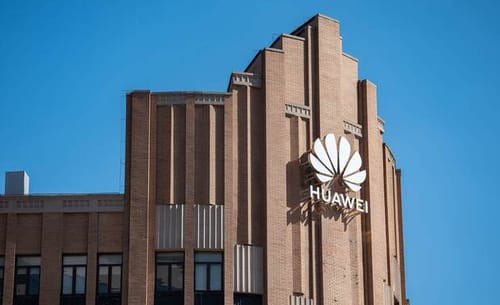 Huawei wouldn't be without mobile phones