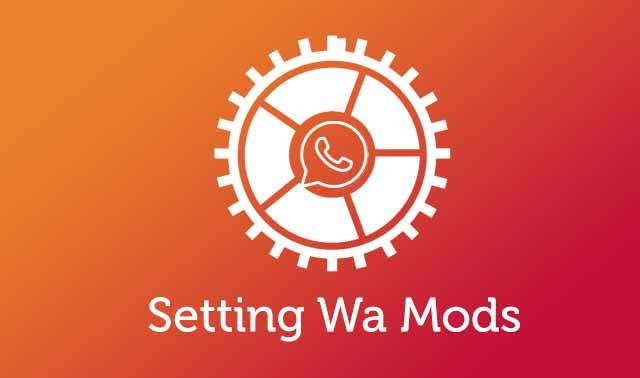 Cara Setting Whatsapp Mod, Apa Saja Fitur Canggih Tambahanya?