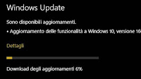Anniversary Update di Windows 10 (Agosto 2016)