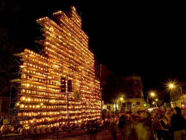 Pumpkin fest A.K.A. Keene Pumpkin Festival