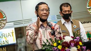 Mahfud MD: Penangkapan Buronan Djoko Chandra Sudah Dirancang Sejak Tanggal 20 Juli