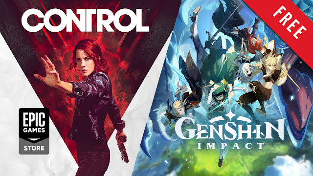 control genshin impact free pc game sci-fi adventure thriller open-world action role-playing epic games store remedy entertainment 505 games mihoyo