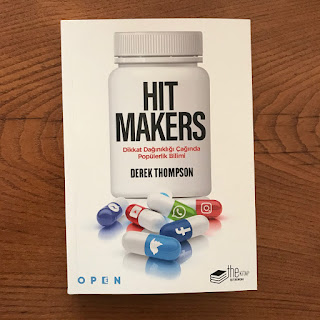 Hit Makers (Kitap)