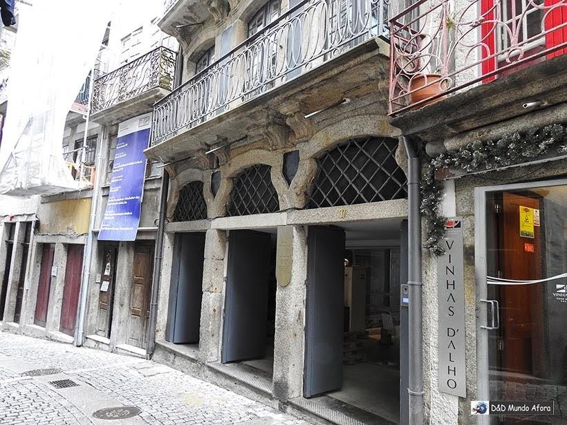 Museu do Vinho do Porto - O que fazer no Porto, Portugal