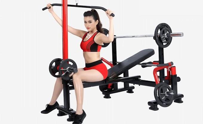 Top 10 dụng cụ tập thể dục ở nhà giá rẻ