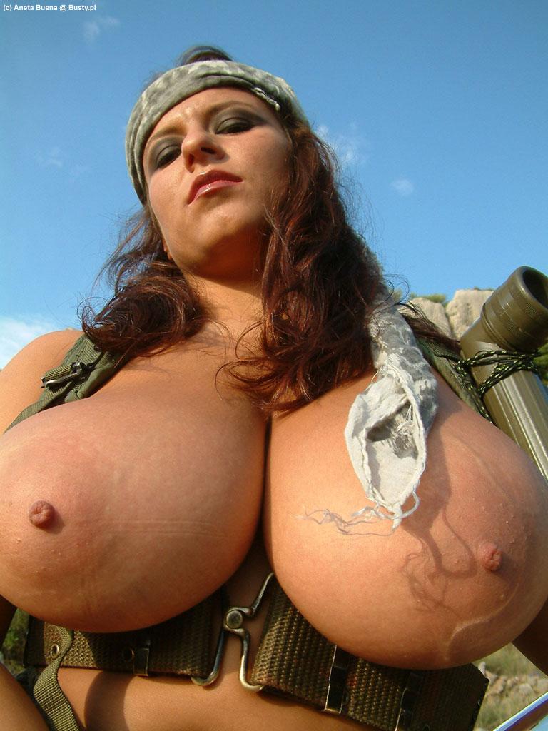 Nude aneta buena Aneta Buena