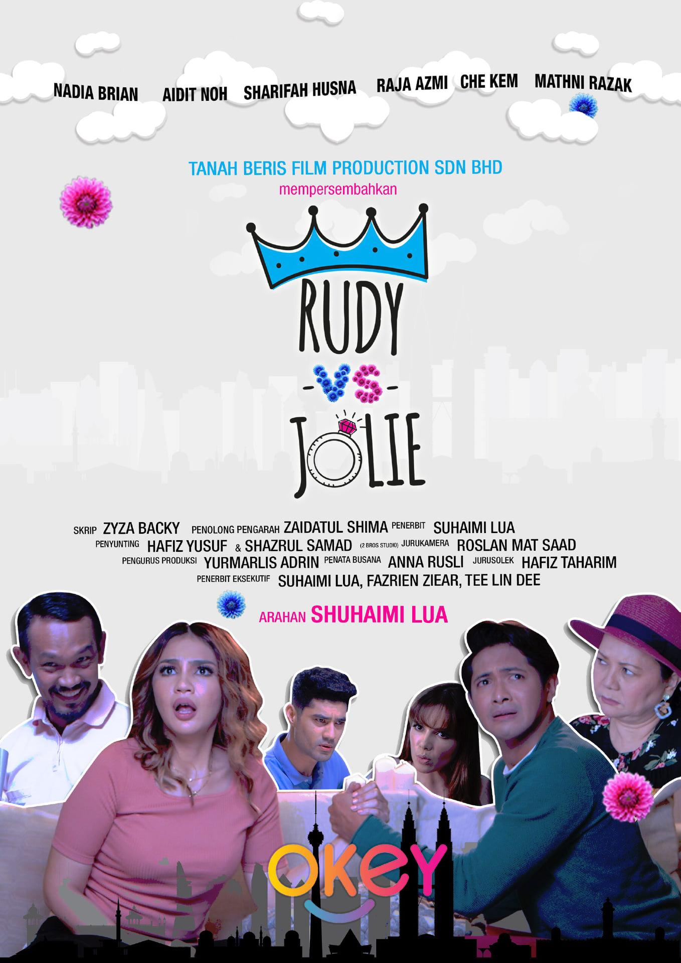 Rudy vs Jolie