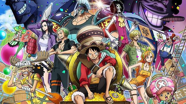 One Piece e o problema de uma série muito longa