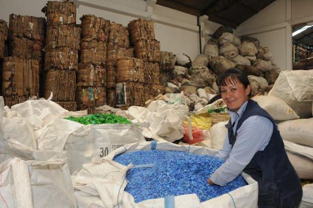 """""""Colombia  líder latinoamericano en inclusión de reciclaje"""""""