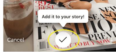 Tips menggunakan Instagram Story Terbaru