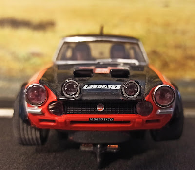Fiat Abarth 124 Tecnitoys Scalextric