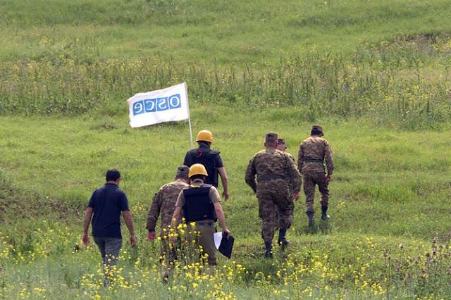 Ereván y Bakú intercambiaron prisioneros