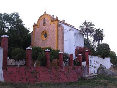 Ermita de la Virgen de Gracia en Carmona