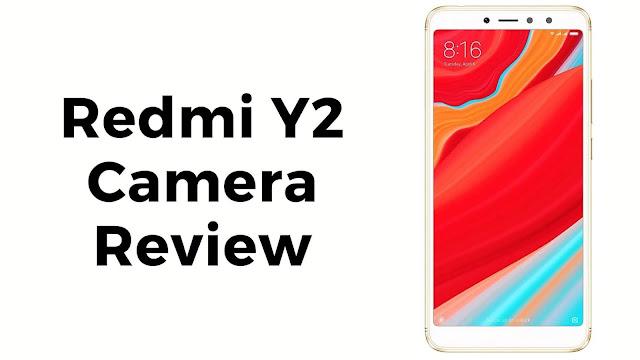 Redmi Y2 camera review
