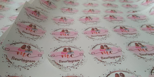 Stiker Cutting Label Produk