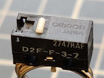 OMRON D2F-F-3-7