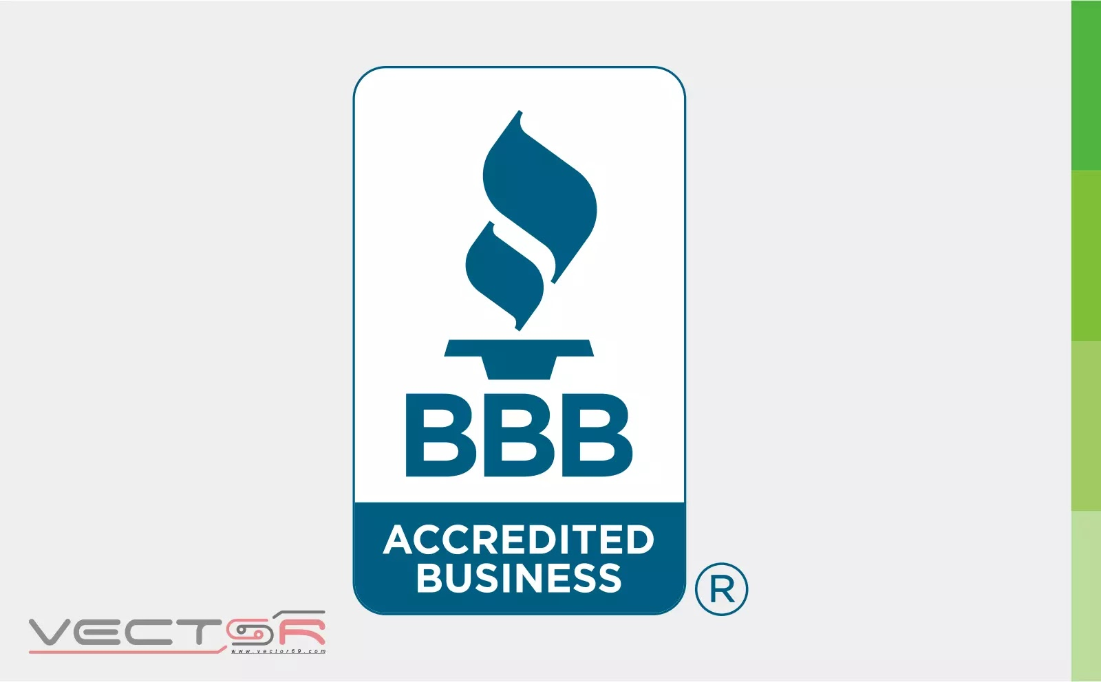 BBB Accredited Business Seal - Download Vector File CDR (CorelDraw)