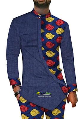 Ankara Styles For Men 2021 For Guys 2022
