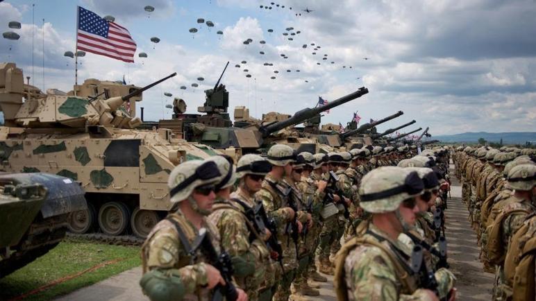 ميزانية الجيش الأمريكي
