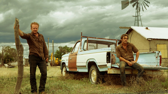 Hell or High Water, Chris Pine, Ben Foster