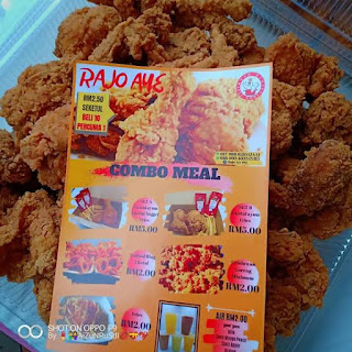 Loker Rajo Chicken Tegal