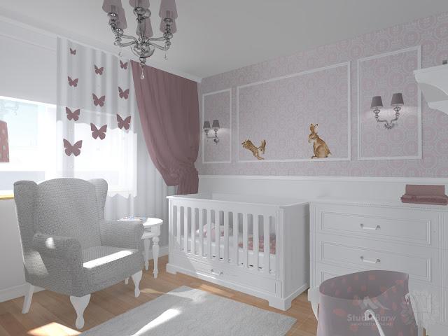 Projektowanie pokoju dziecka... u boku dziecka