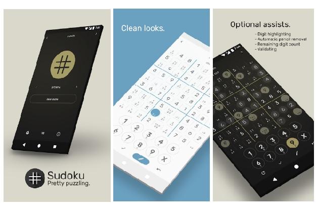sudoku the clean one για κινητά καλύτερη εφαρμογή sudoku