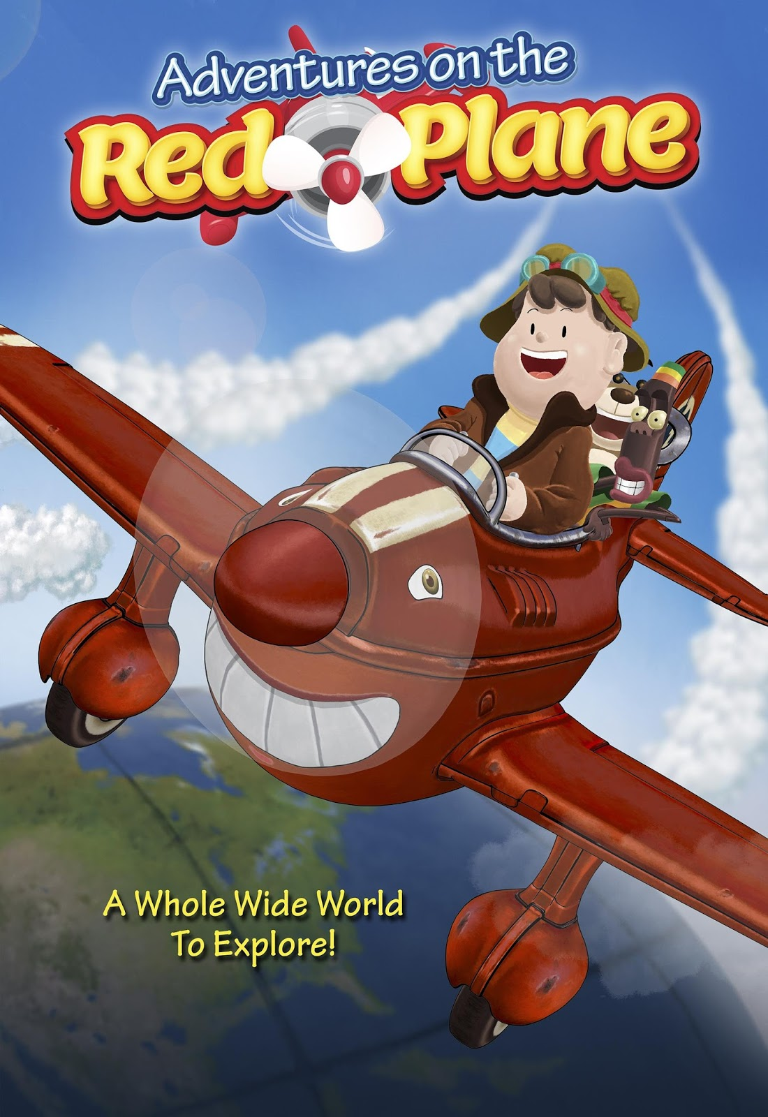 Adventures on the Red Plane 2015 - Full (HDRIP)